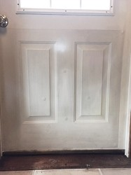 Double-wide Door Shield